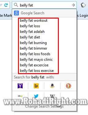 riset keyword menggunakan google suggestion