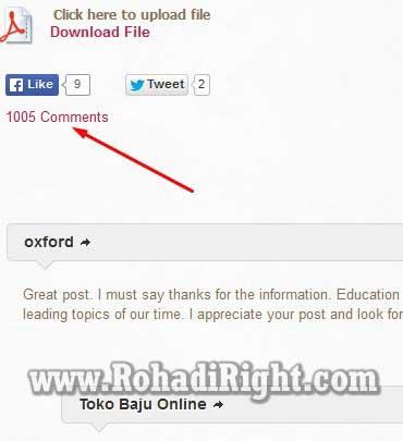 ide riset keyword menggunakan blog dofollow