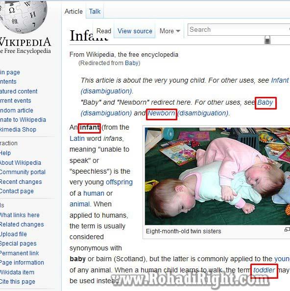 cara riset keyword dengan wikipedia