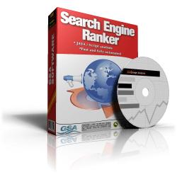 software gsa search engine ranker (ser)