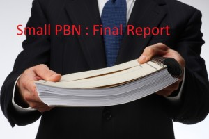 small pbn final report