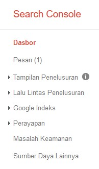 menu-google-search-console